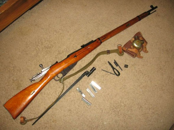 Building a super mosin….