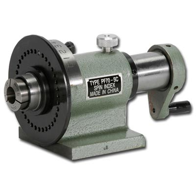 Shars 5C collet indexer